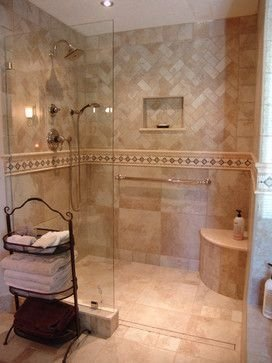 Adorable Master Bathroom Shower Remodel Ideas 09
