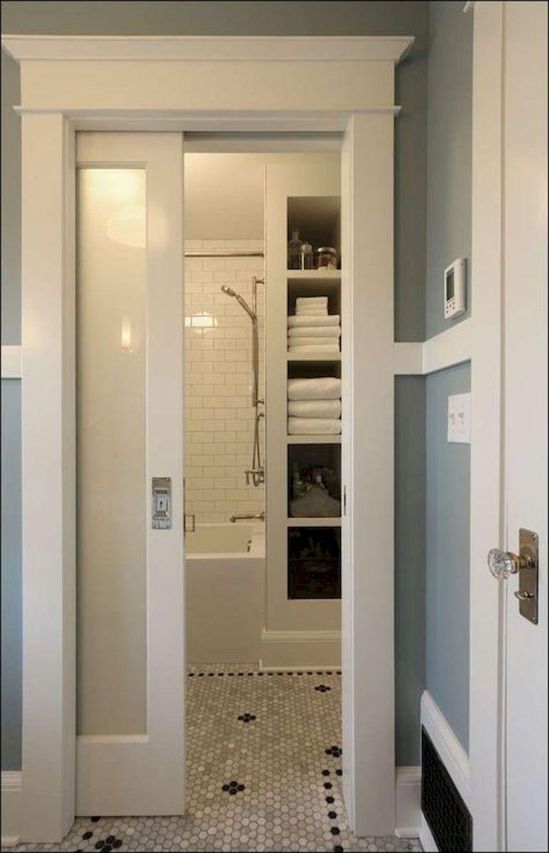 Adorable Master Bathroom Shower Remodel Ideas 20
