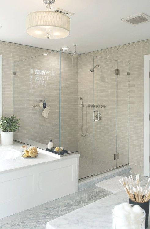 Adorable Master Bathroom Shower Remodel Ideas 30