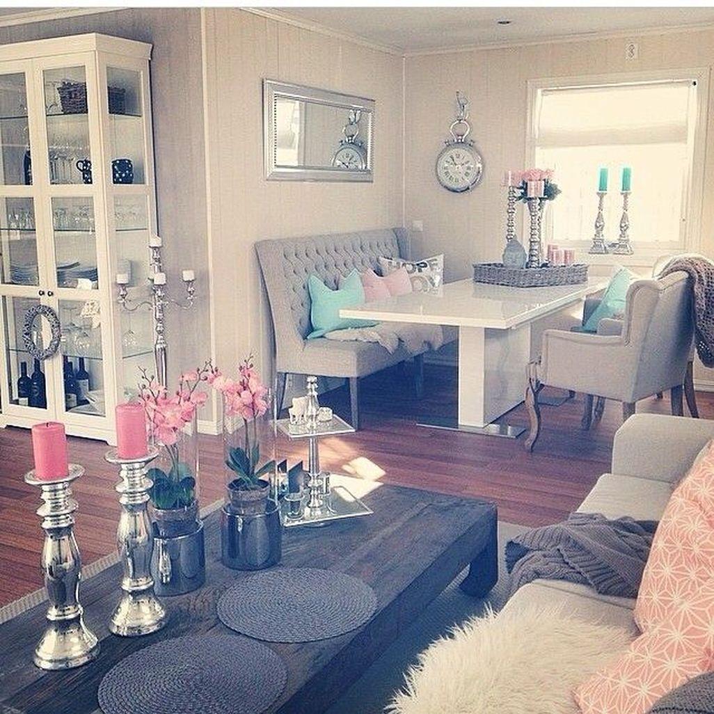 40 Cute Girly Apartment Decor Ideas Zyhomy