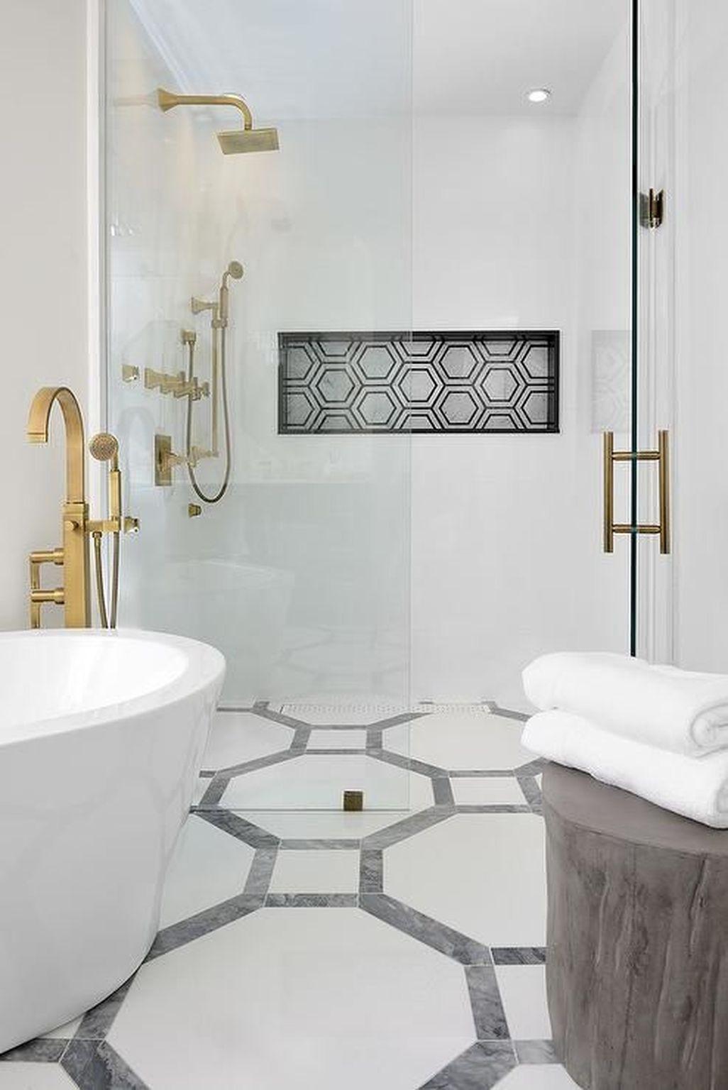 Beautiful Bathroom Shower Remodel Ideas 07