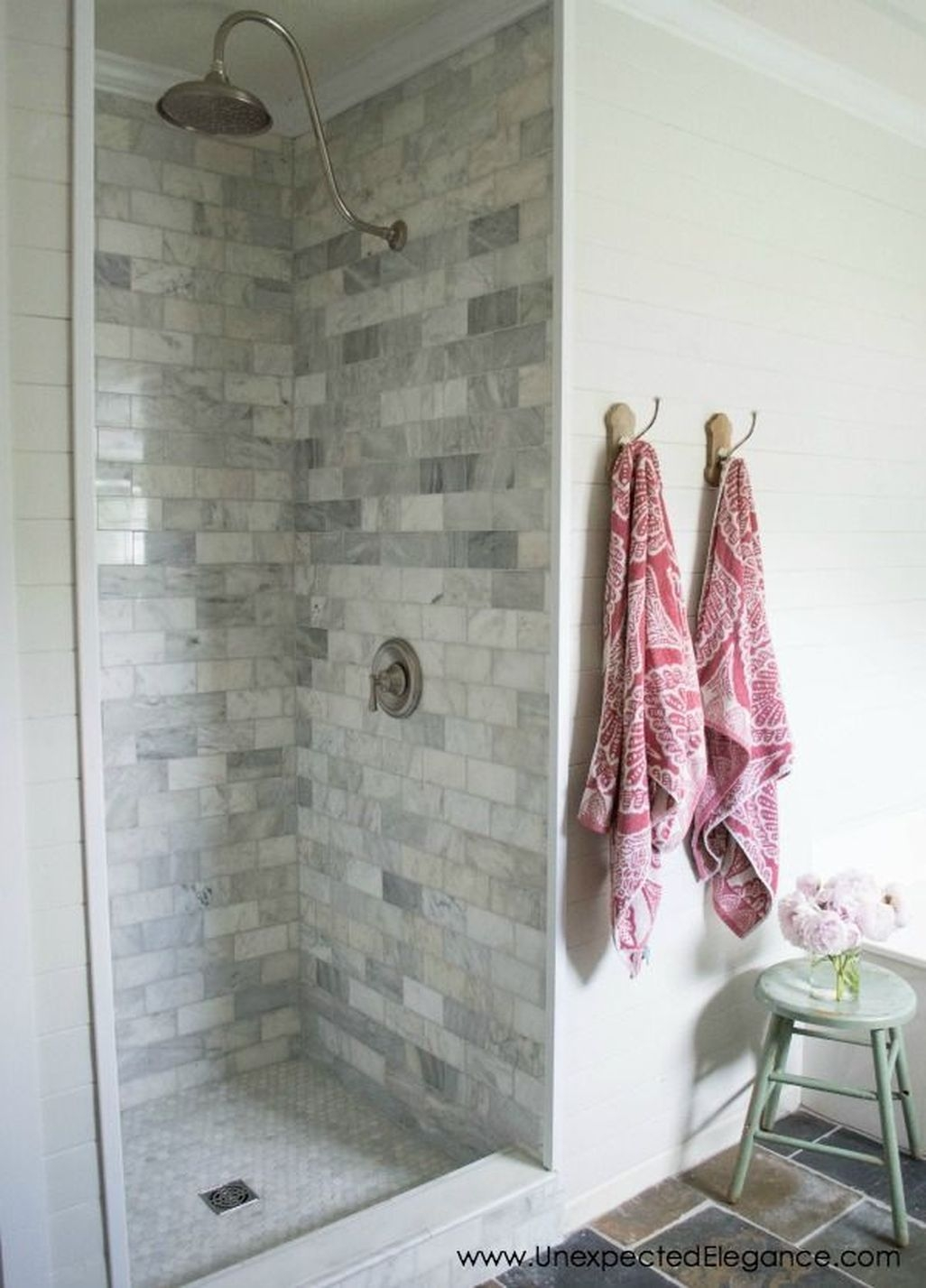 Beautiful Bathroom Shower Remodel Ideas 09