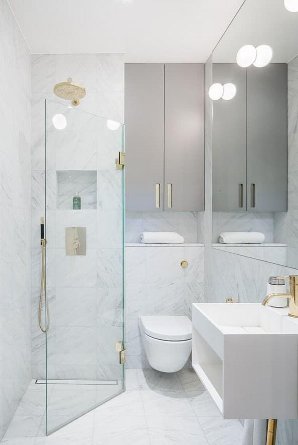 Beautiful Bathroom Shower Remodel Ideas 11