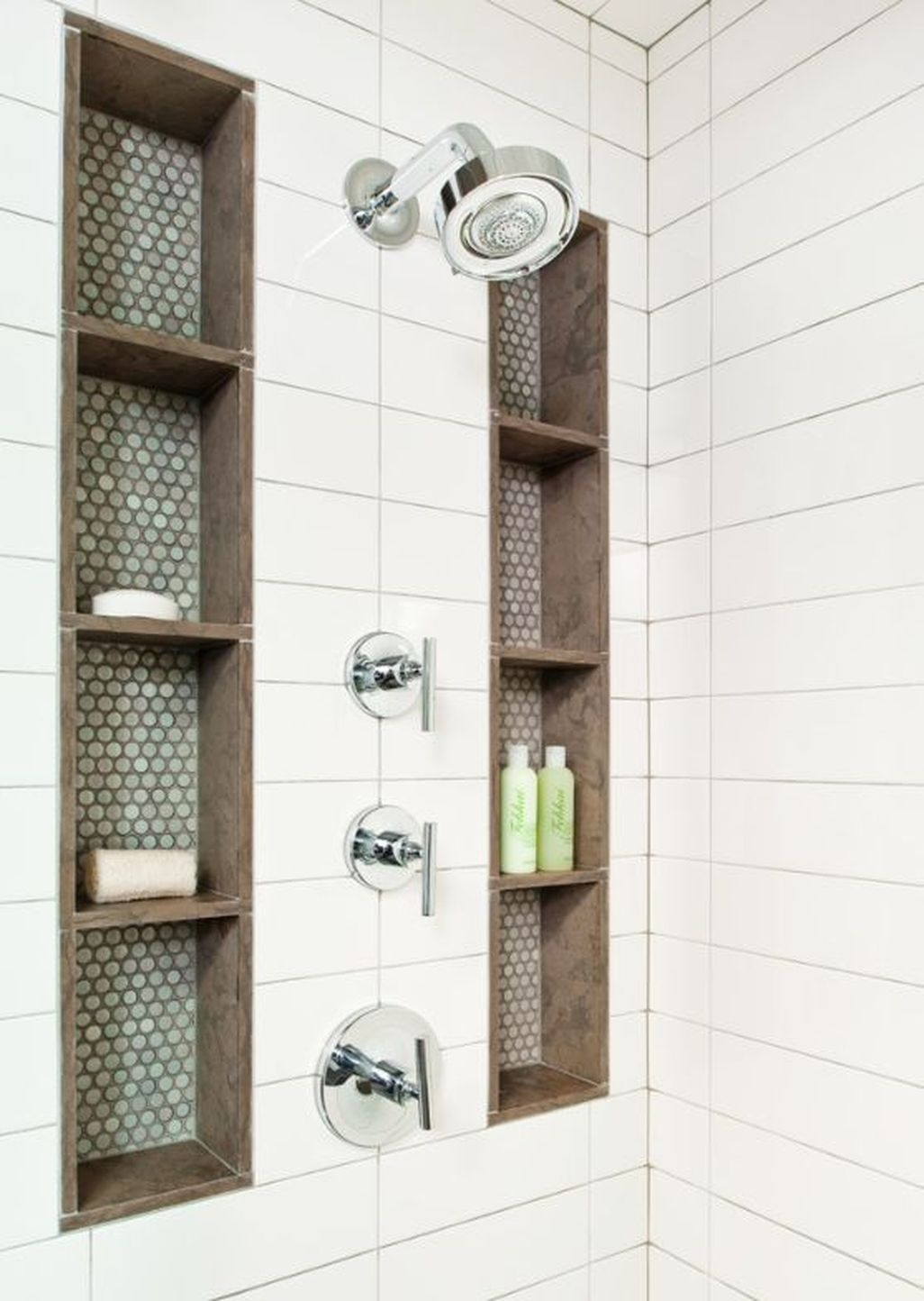 Beautiful Bathroom Shower Remodel Ideas 27
