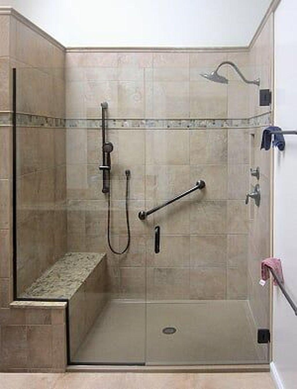Beautiful Bathroom Shower Remodel Ideas 36