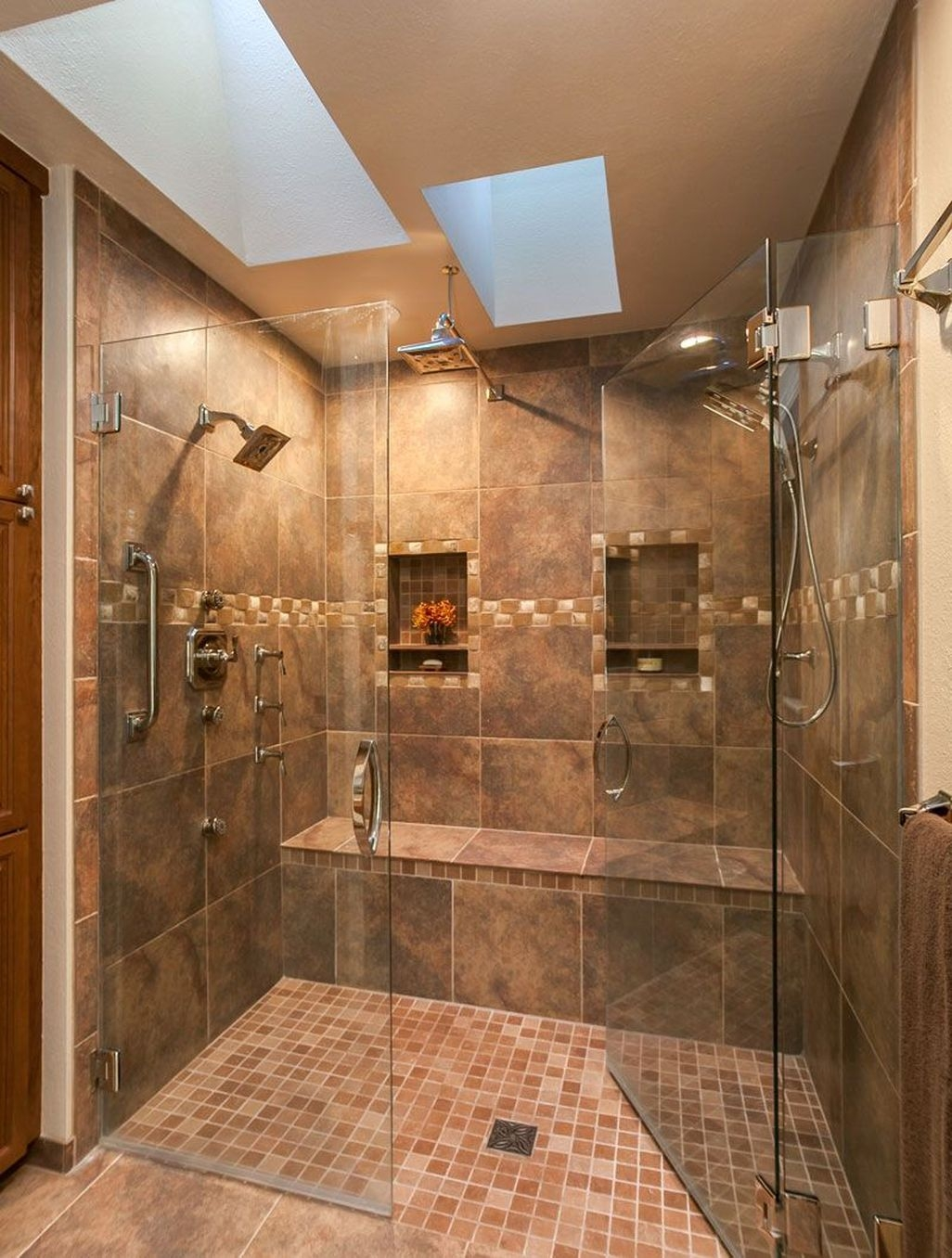 Beautiful Bathroom Shower Remodel Ideas 37
