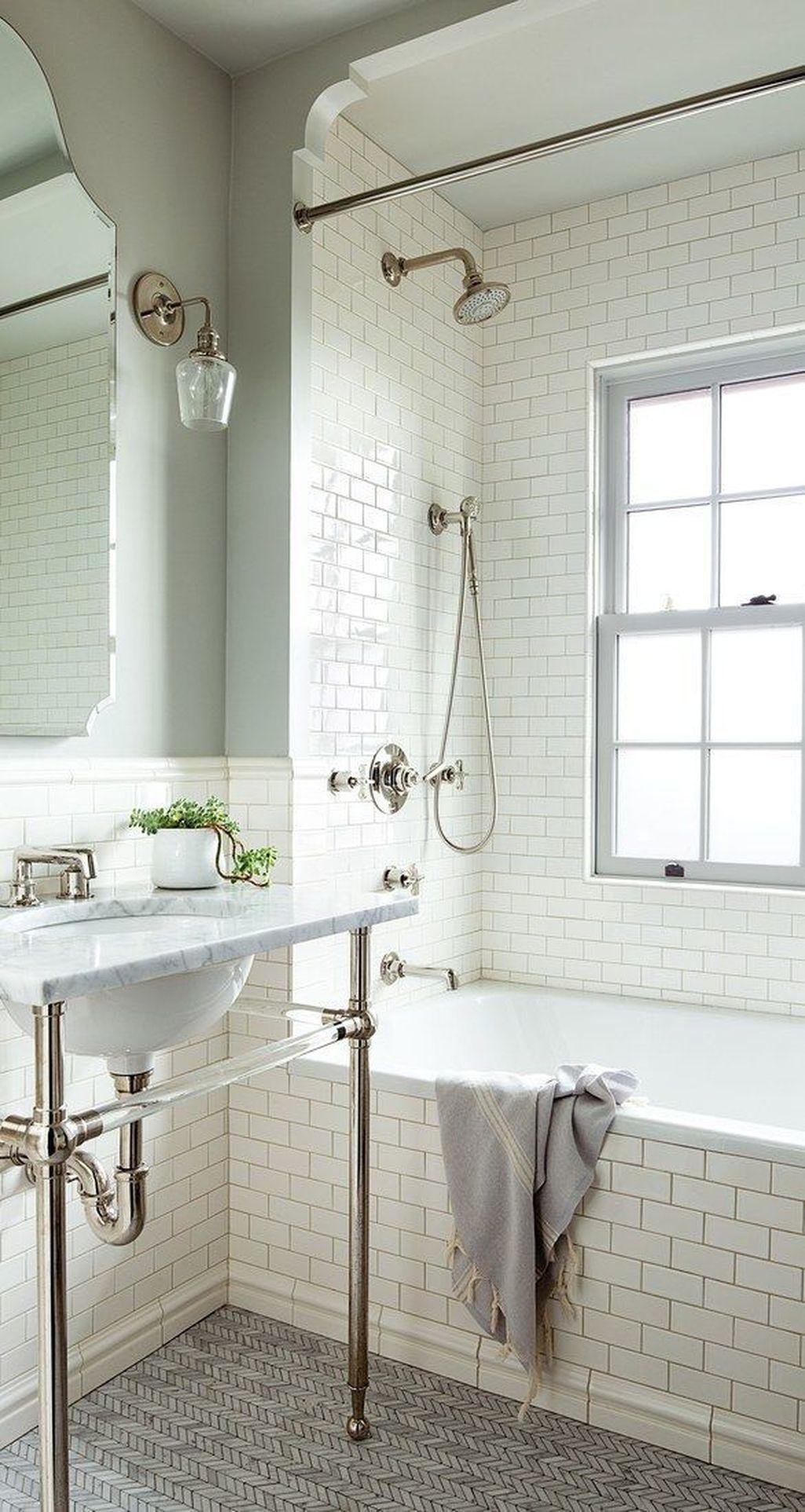 Beautiful Bathroom Shower Remodel Ideas 38