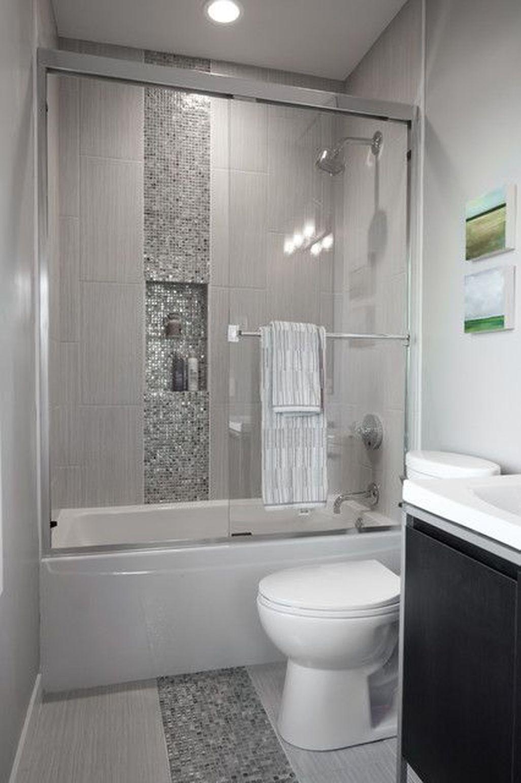 Beautiful Bathroom Shower Remodel Ideas 44
