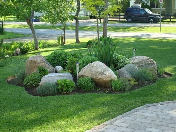 Cheap Front Yard Landscaping Ideas That Will Inspire 02