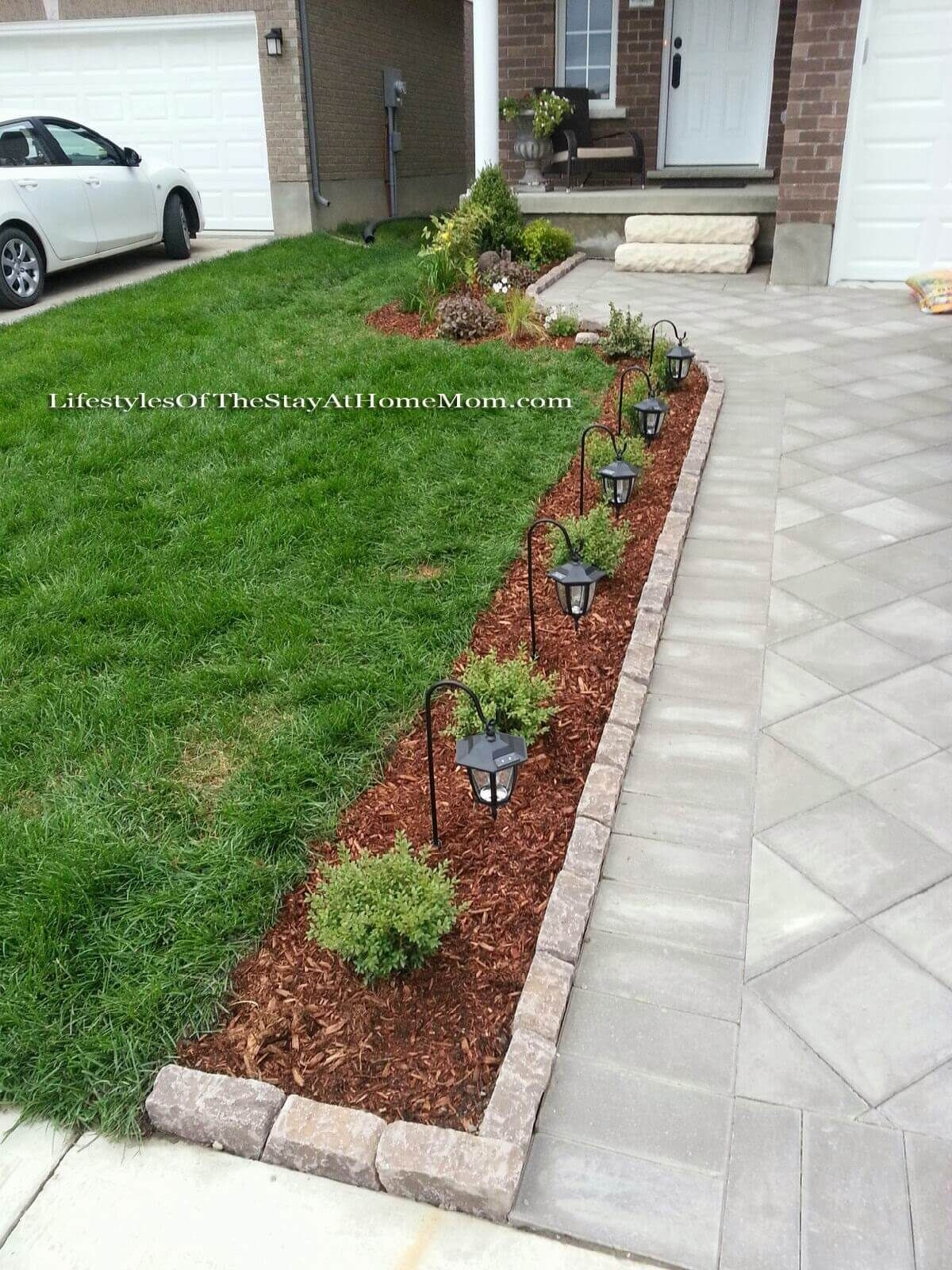 Cheap Front Yard Landscaping Ideas That Will Inspire 17