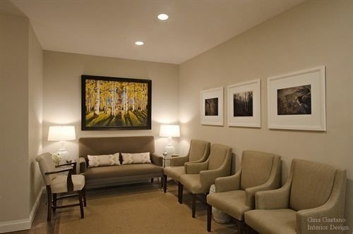 Cozy And Elegant Office Décor Ideas 11