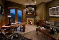 Cozy And Elegant Office Décor Ideas 30