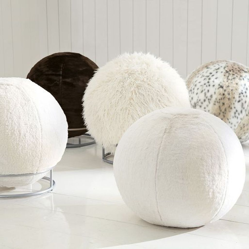 Cozy Ball Chair Design Ideas 01