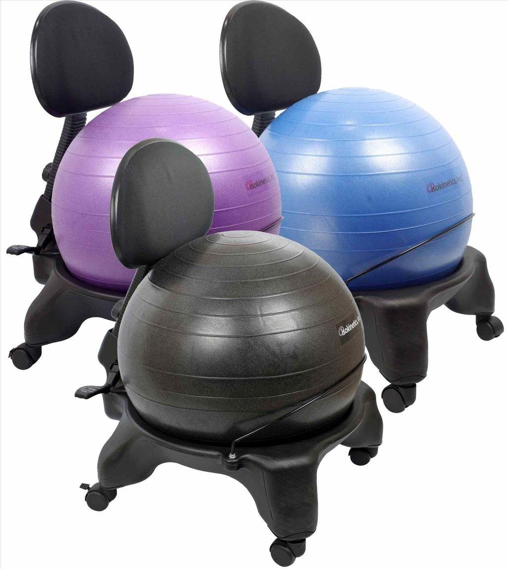 Cozy Ball Chair Design Ideas 02