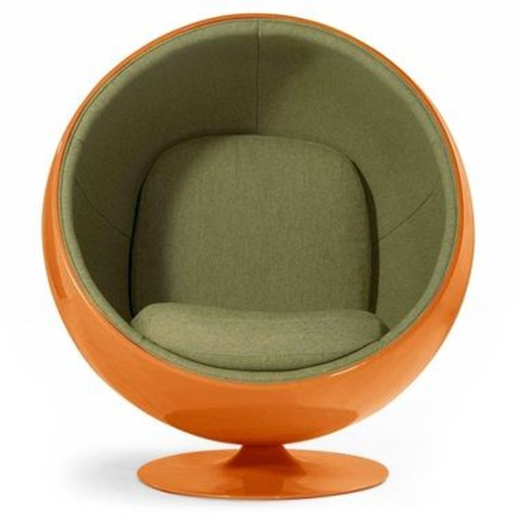 Cozy Ball Chair Design Ideas 39