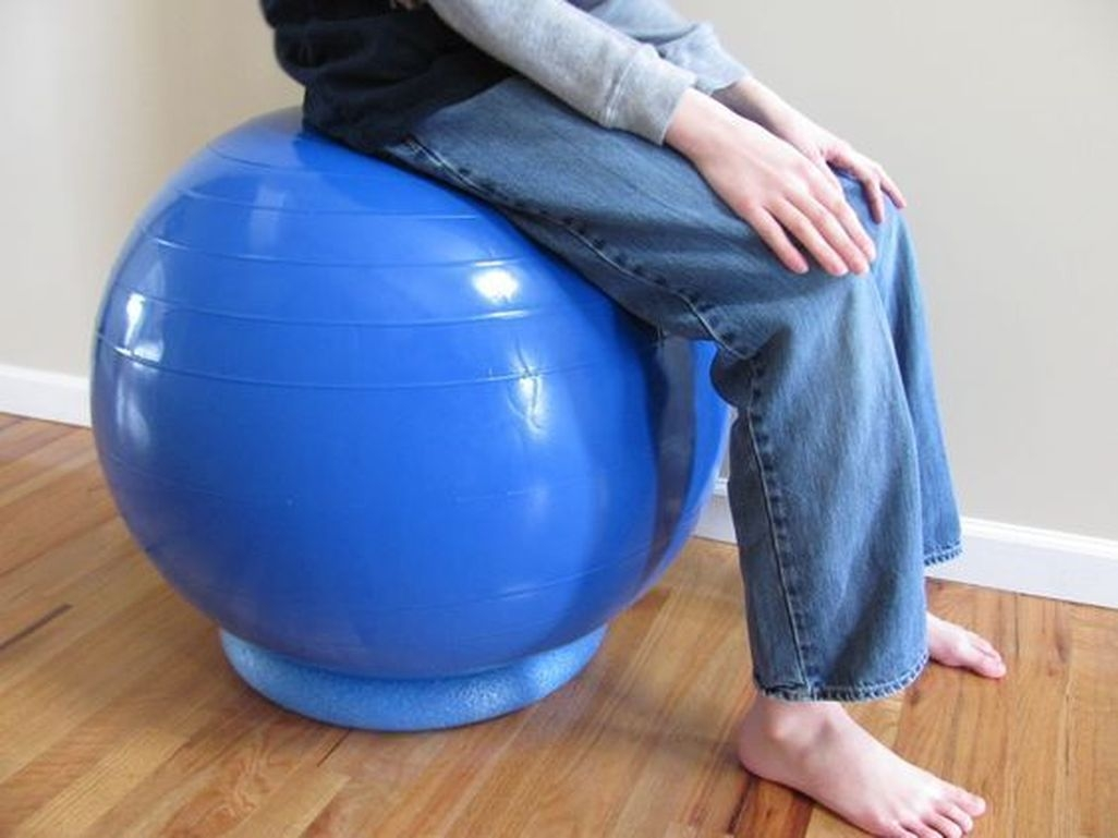 Cozy Ball Chair Design Ideas 47