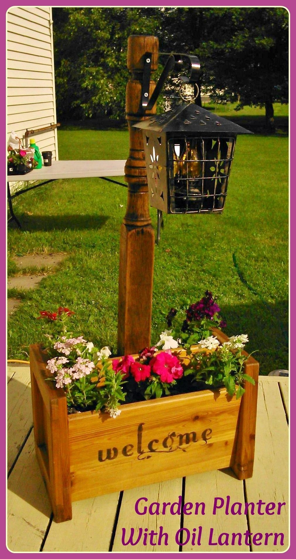 Cozy Decorative Garden Planters Design Ideas 03