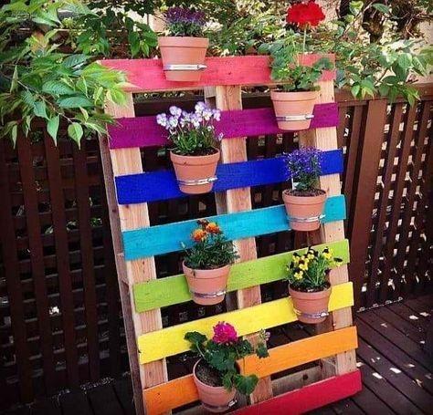 Cozy Decorative Garden Planters Design Ideas 20