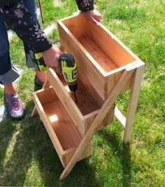 Cozy Decorative Garden Planters Design Ideas 29