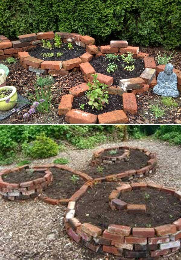 Cozy Decorative Garden Planters Design Ideas 35