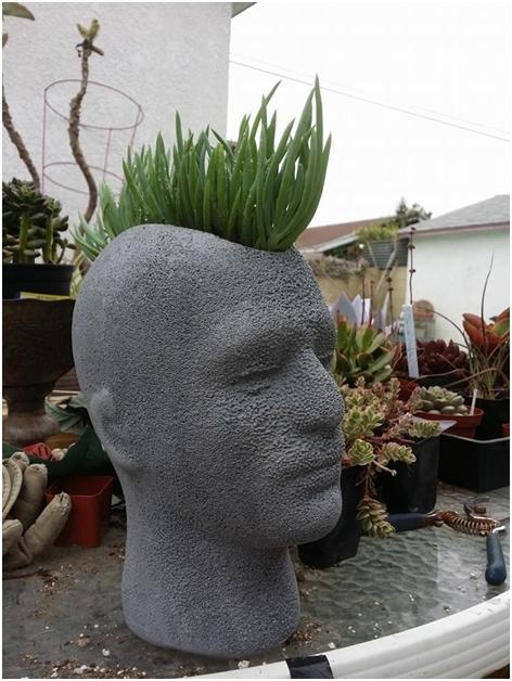 Cozy Decorative Garden Planters Design Ideas 39