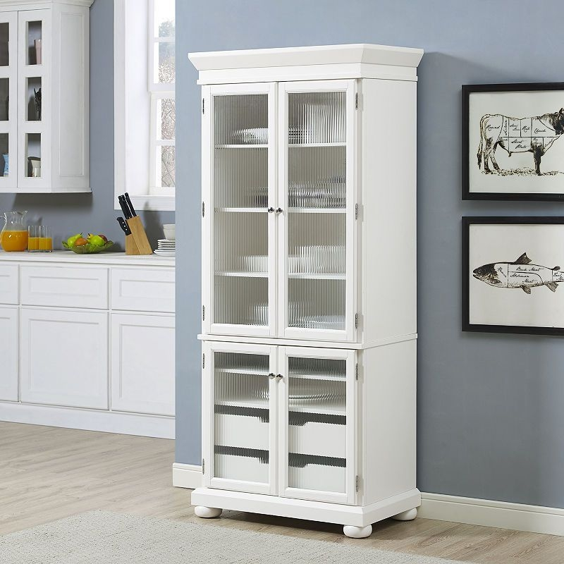 Cozy Kitchen Pantry Designs Ideas 05