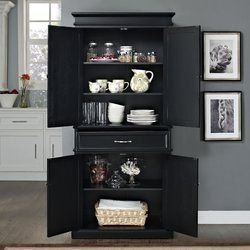 Cozy Kitchen Pantry Designs Ideas 08