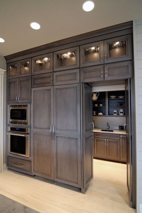 Cozy Kitchen Pantry Designs Ideas 09
