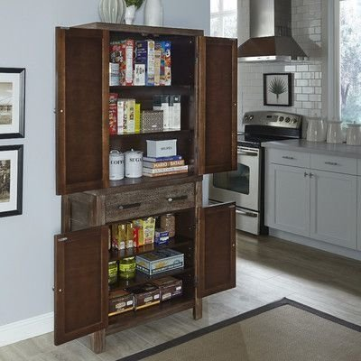 Cozy Kitchen Pantry Designs Ideas 18