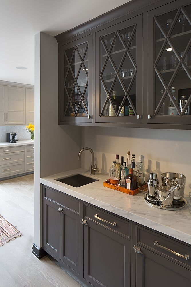 Cozy Kitchen Pantry Designs Ideas 23