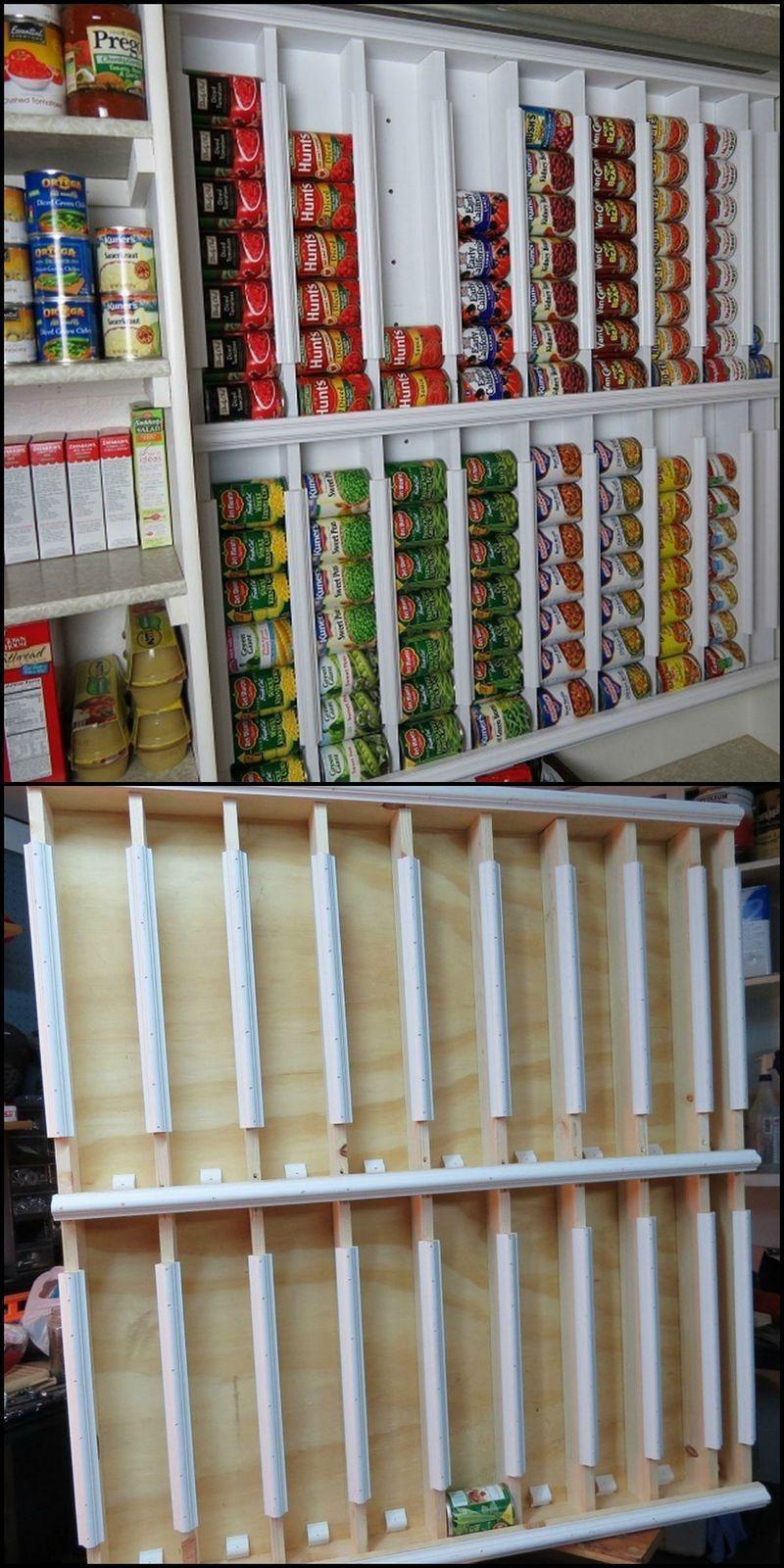Cozy Kitchen Pantry Designs Ideas 27