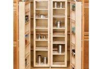 Cozy Kitchen Pantry Designs Ideas 30