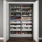 Cozy Kitchen Pantry Designs Ideas 39
