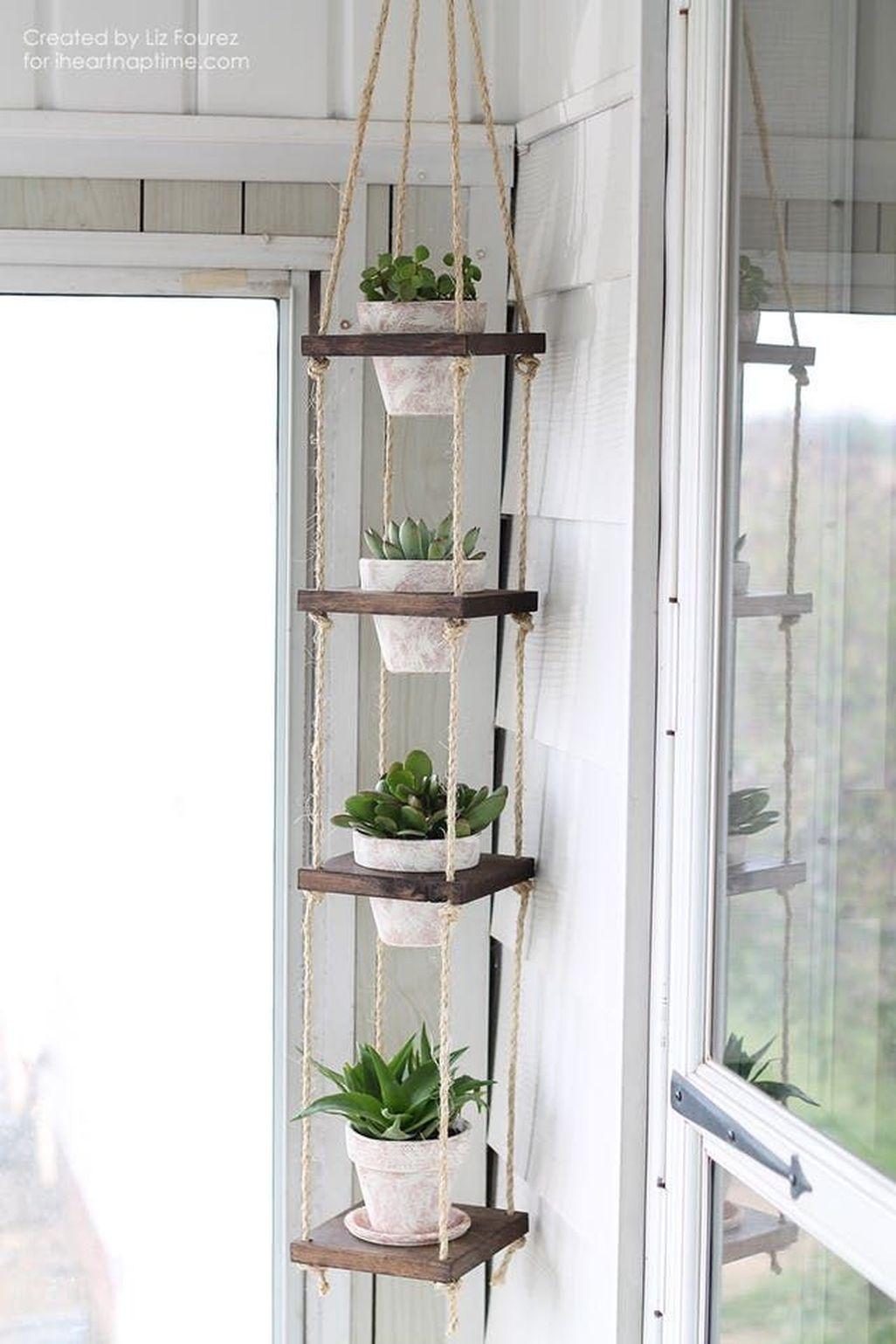 Creative DIY Patio Gardens Ideas On A Budget 12