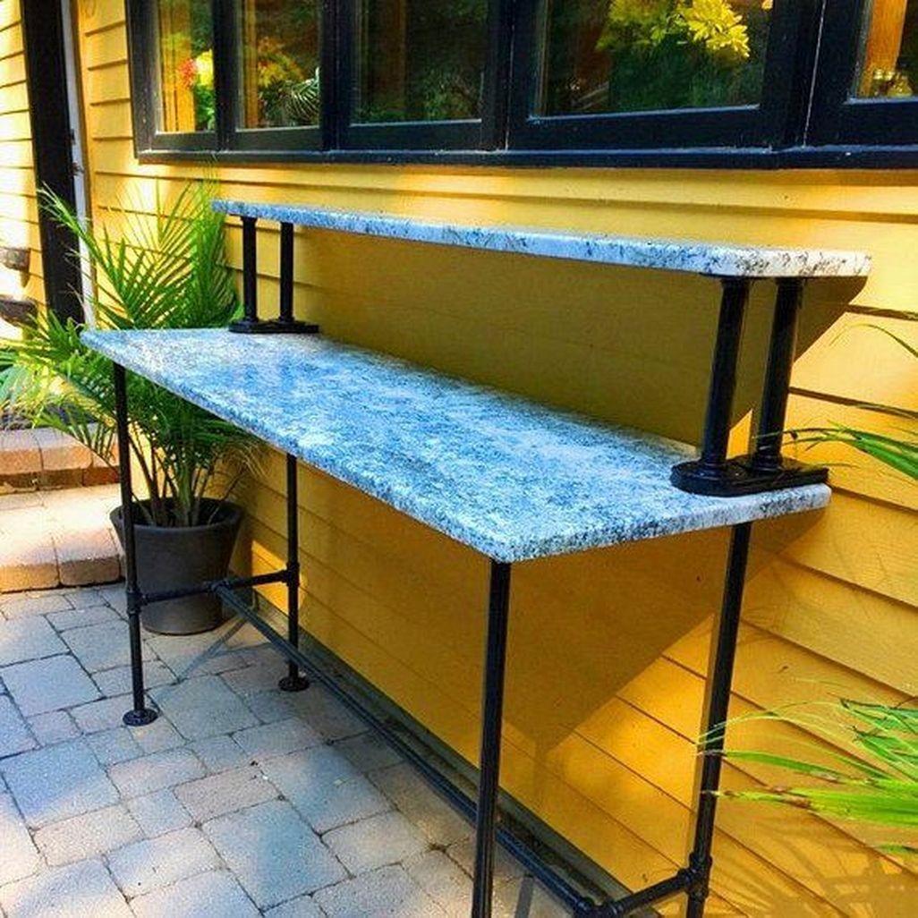 Creative DIY Patio Gardens Ideas On A Budget 15