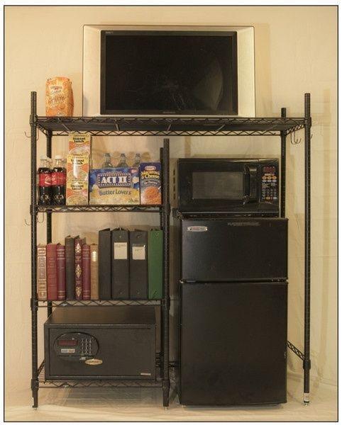 Efficient Dorm Room Organization Decor Ideas 17