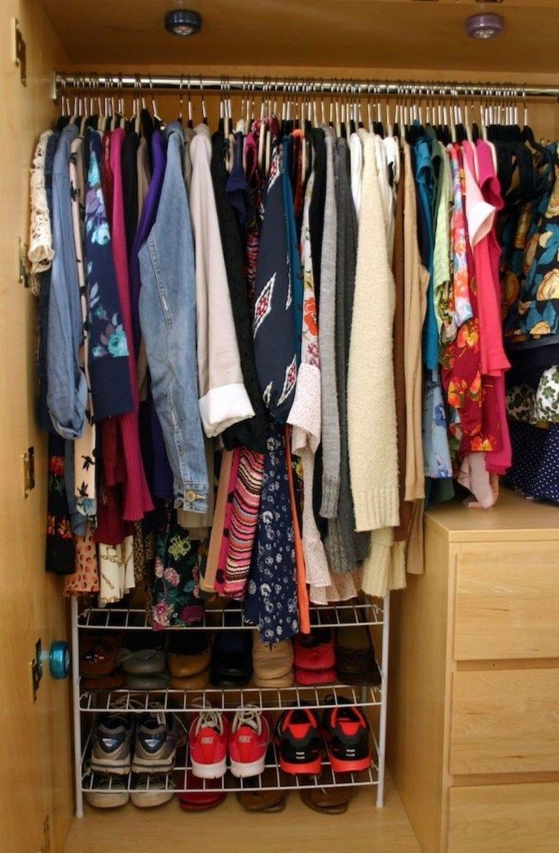 Efficient Dorm Room Organization Decor Ideas 22