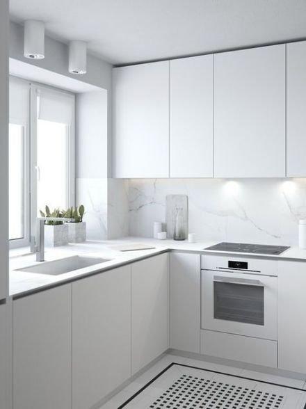 Elegant And Modern Kitchen Cabinet Design Ideas 01