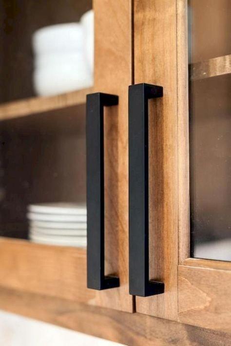 Elegant And Modern Kitchen Cabinet Design Ideas 03