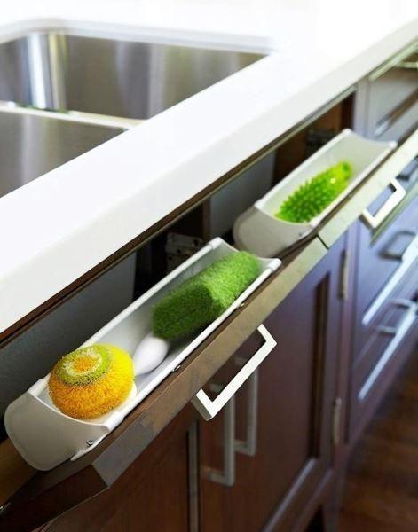 Elegant And Modern Kitchen Cabinet Design Ideas 05