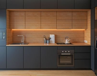 Elegant And Modern Kitchen Cabinet Design Ideas 19