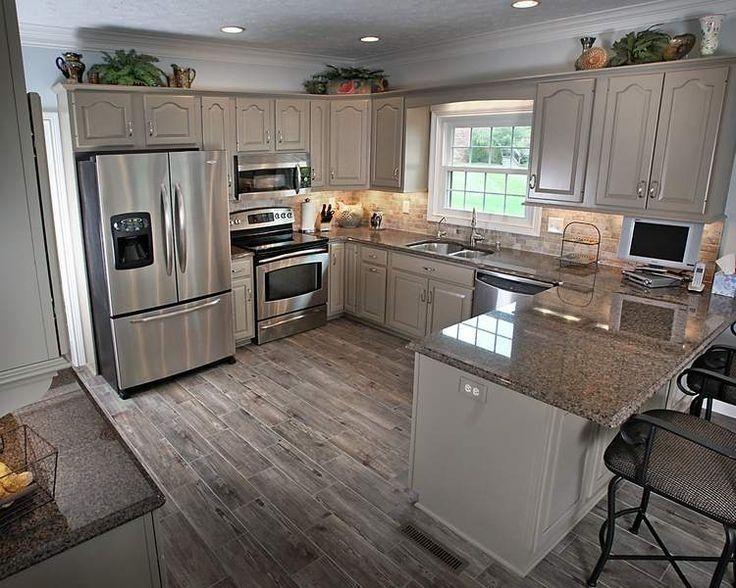 Elegant And Modern Kitchen Cabinet Design Ideas 30