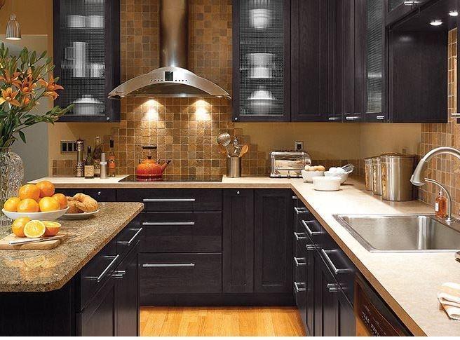 Elegant And Modern Kitchen Cabinet Design Ideas 32