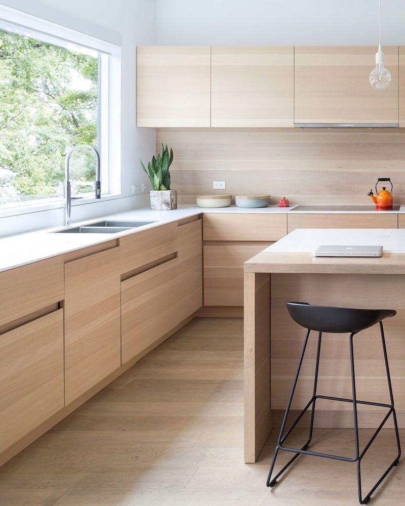 Elegant And Modern Kitchen Cabinet Design Ideas 39