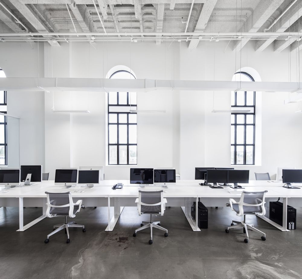 Elegant Blue Office Decor Ideas 15