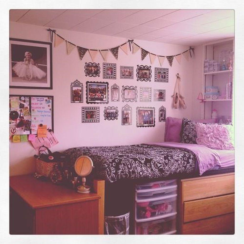 Genius Dorm Room Space Saving Storage Ideas 33
