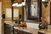 Gorgeous Bathroom Vanity Mirror Design Ideas 38