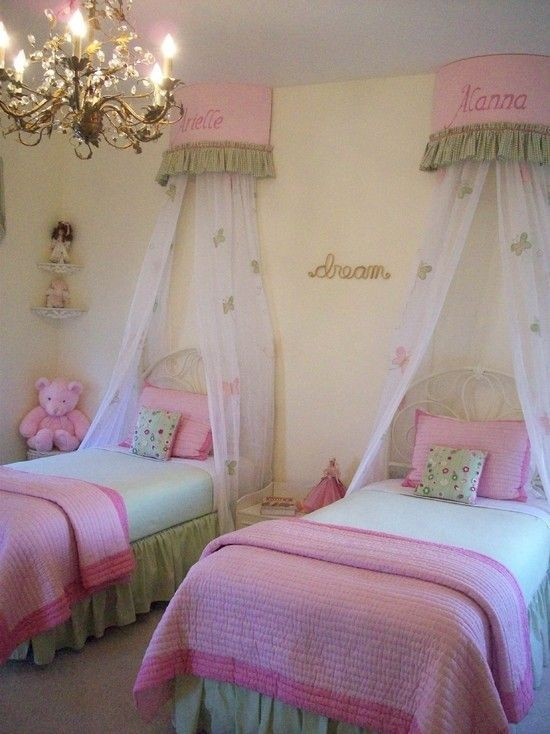 Gorgeous Bedroom Design Decor Ideas For Kids 15