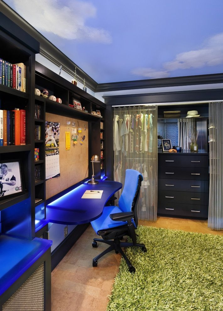 Gorgeous Bedroom Design Decor Ideas For Kids 35