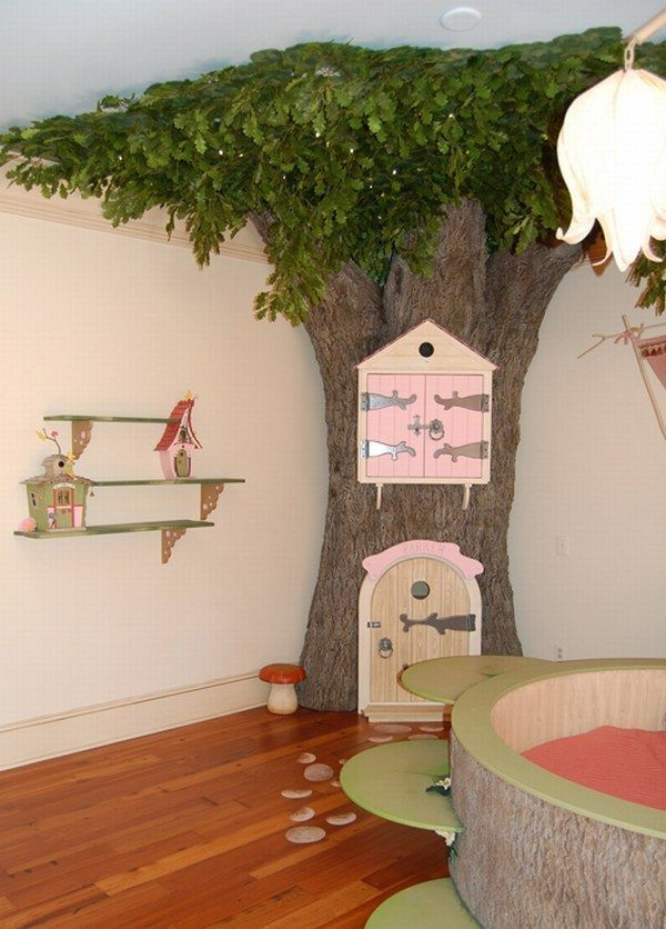 Gorgeous Bedroom Design Decor Ideas For Kids 45